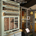 Colossus computer at Bletchley Park