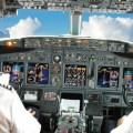 Pilot distracted by text message