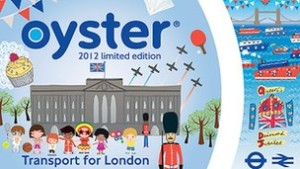 Olympic Oyster Card