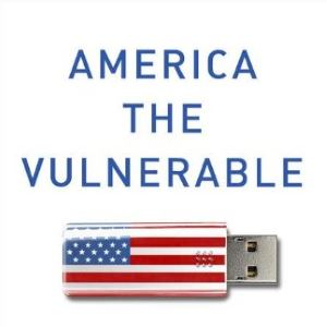America the Vulnerable book cover