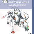 Lego Mindstorms NXT 2.0 Inventor's guide book