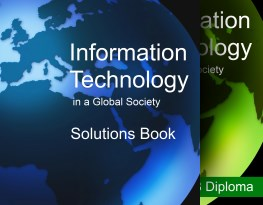 ITGS Solutions book