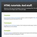 Web design tutorials for ITGS