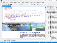 Visual Web Developer Express