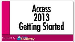 https://www.udemy.com/access-2013-getting-started/