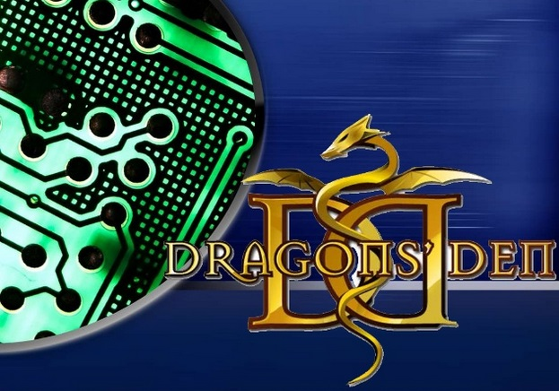 ITGS Lesson plan - Dragon's Den game