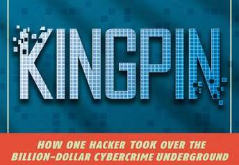 Kingpin book cover