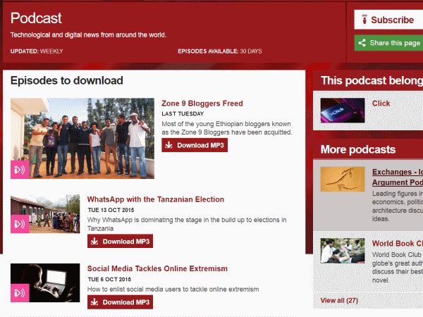bbc 4 podcast