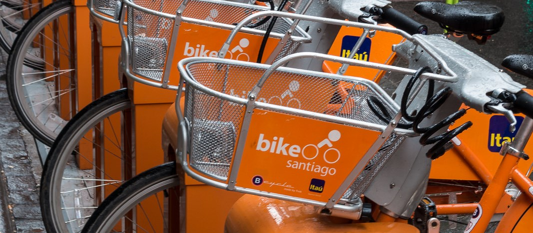 Bike Rental System In Santiago Chile Itgs News