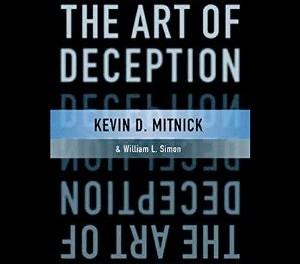 The Art of Deception audio book