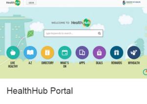 Singapore Health Hub