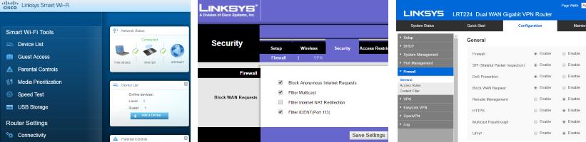 Network security simulators