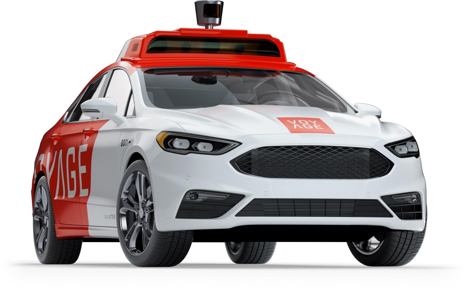 Autonomous vehicles - latest developments