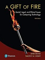 A Gift of Fire book