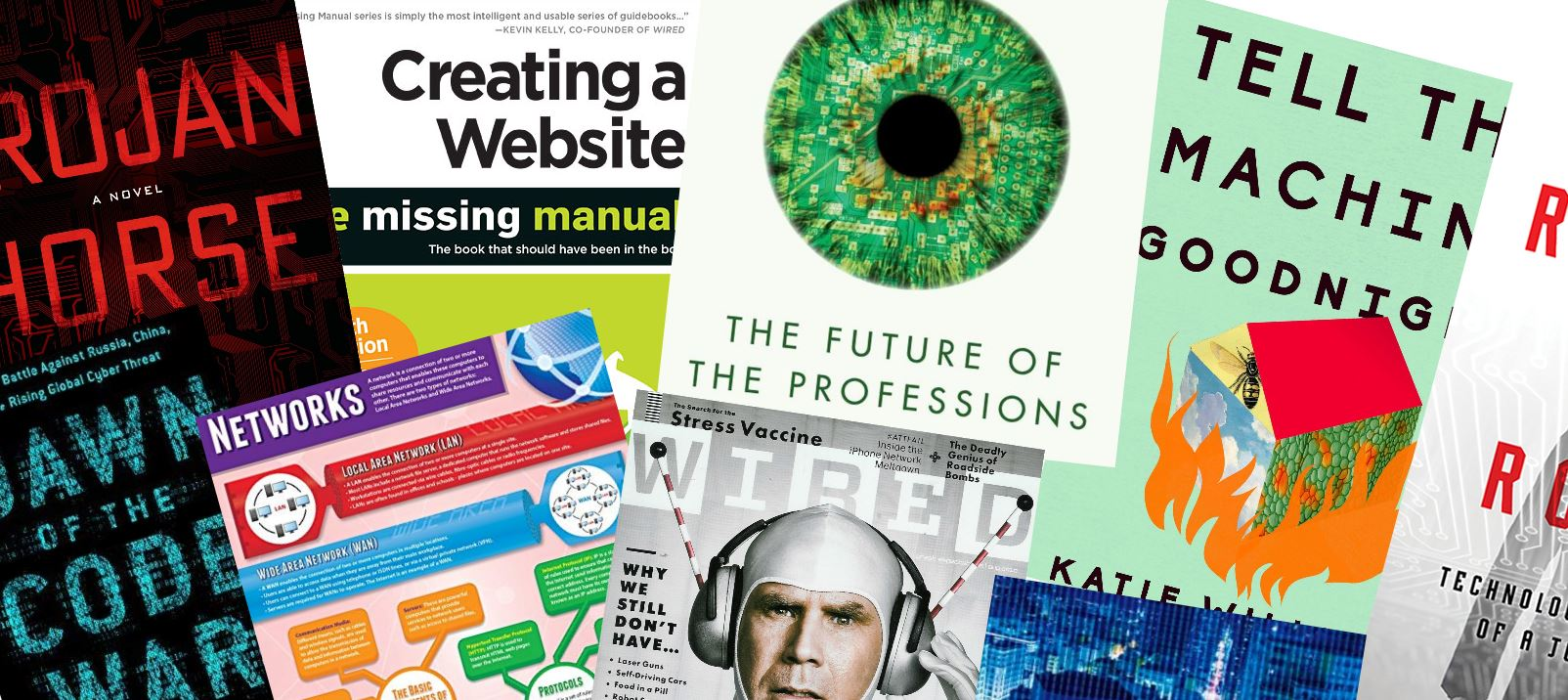 ITGS Resources: Books, films, and more for 2019-2020