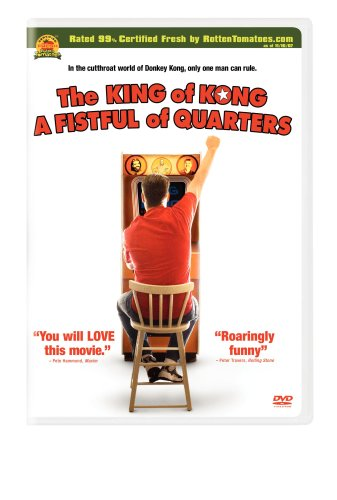 The King of Kong documentary DVD