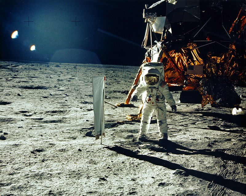 3D printers could be used on the Moon or Mars
