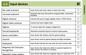 ITGS Technical terms glossary