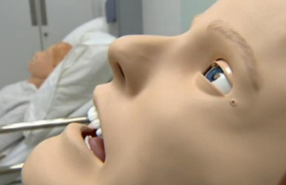 Patient simulator technology