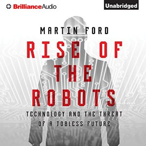 Rise of the Robots audio book