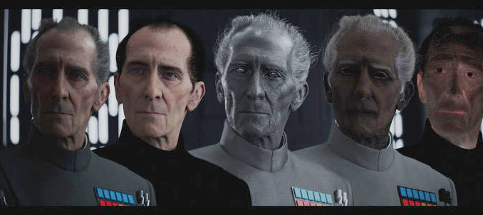 CGI characters in Star Wars: Rogue One - ITGS News