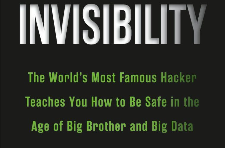 The Art of Invisibility - ITGS book