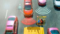 Driverless car ethics