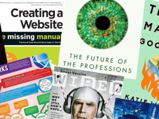 Recommended ITGS books